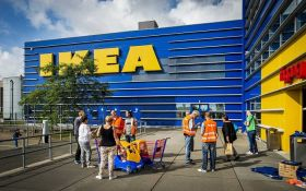 IKEA подтвердила намерения зайти на украинский рынок