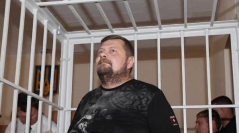 Апеляційний суд Києва залишив Мосійчука під арештом