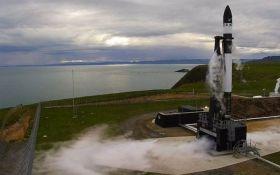 В Новой Зеландии впервые запустили ракету в космос