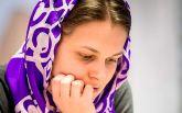 Украинская шахматистка вышла в четвертьфинал Чемпионата мира: опубликованы фото