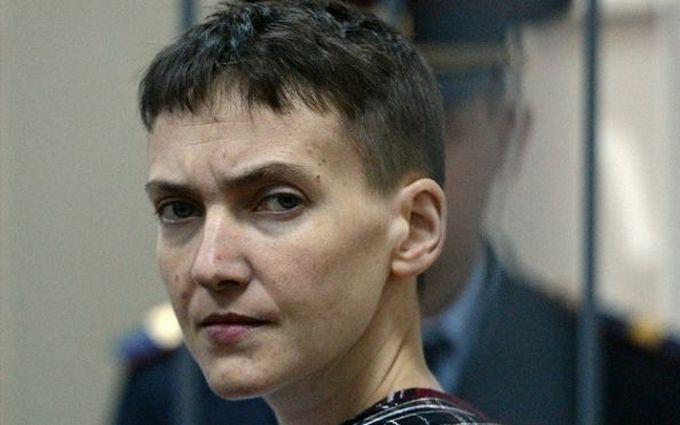 Обнародованы новые данные по состоянию здоровья Савченко: опубликовано видео