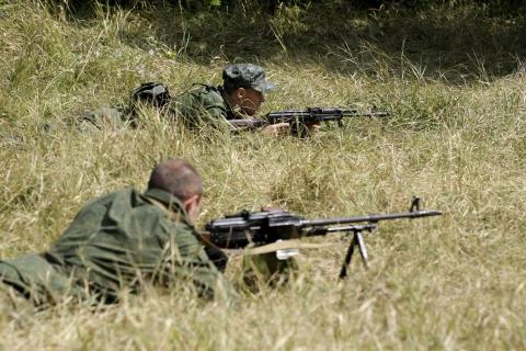 У зоні АТО бойовики здійснили кілька збройних провокацій