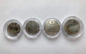 Нацбанк заменяет мелкие бумажные гривны монетами