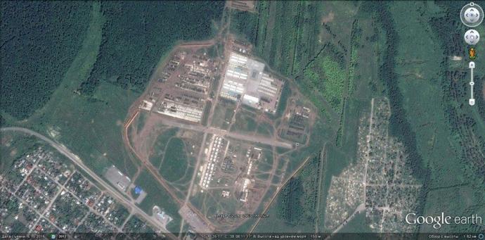 Волонтери показали російську військову базу біля кордонів України: опубліковані фото (1)