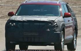Шпигуни розсекретили новий позашляховик Volkswagen: опубліковані фото