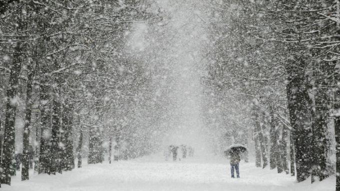 В Україну йде люта зима з морозами і снігопадами: синоптики зробили новий прогноз