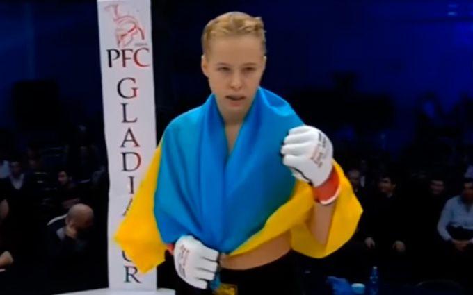 Непобедимая украинка размазала россиянку за 25 секунд: опубликовано видео боя
