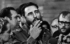 Моторола, що вижив: в Україні жорстко оцінили Фіделя Кастро