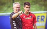 Фрайбург продлил контракт с главным тренером Штрайхом