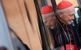Папа Римський покарав високопоставленого кардинала за сексуальне насильство над дітьми