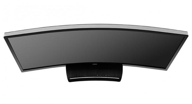 Компания AOC представила C3583FQ - изогнутый монитор для геймеров