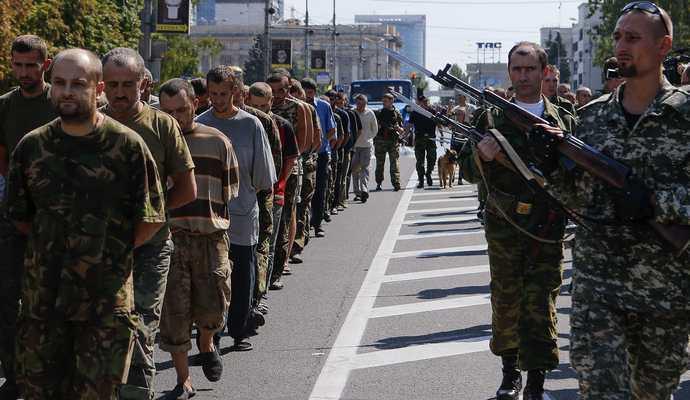 В СБУ не получали официальной информации от ЛНР об освобождении заложников
