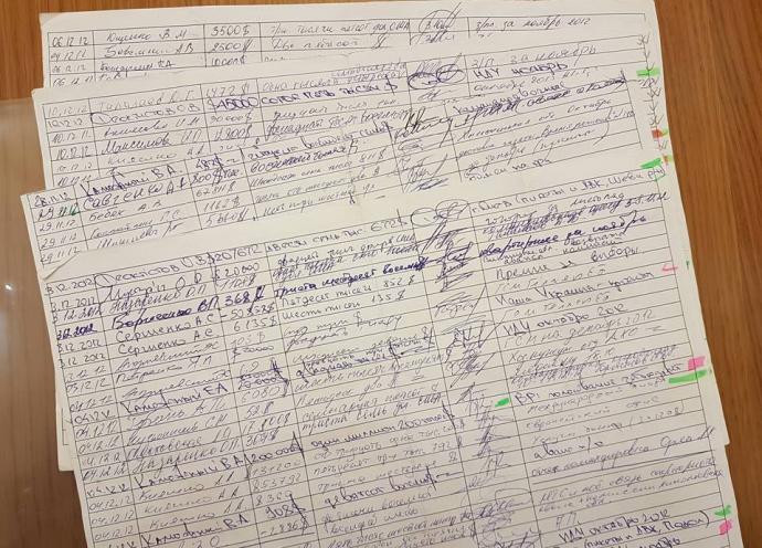 """Аваков зробив гучну заяву щодо """"чорної бухгалтерії"""" Партії регіонів: з'явилося фото (1)"""