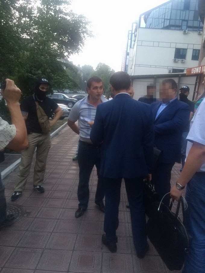 Затримання молдавського бізнесмена в Києві: з'явилися фото і відео (1)