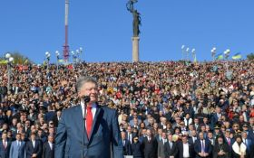 День защитника Украины - не только мужской праздник: Порошенко напомнил о гендерном равенстве в ВСУ