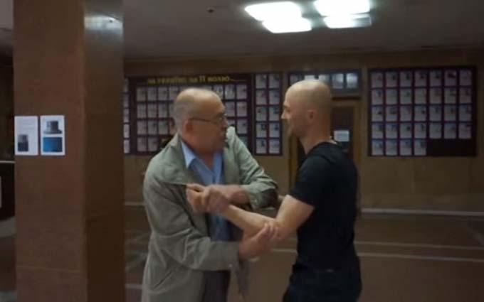 В Івано-Франківську чиновник влаштував скандал із журналістом: з'явилося відео