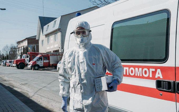 Коронавірус в Україні - кількість випадків COVID-19 на ранок 31 березня