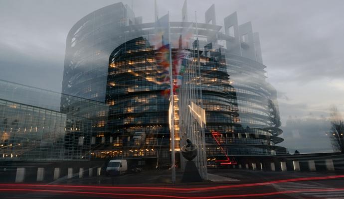 Европарламент поддержал безвизовый режим для Украины
