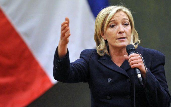 Марин ЛеПен назвала легитимным референдум вКрыму