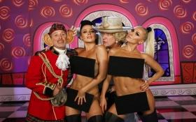 Українки з Nikita станцювали у відвертих костюмах з Жаном-Полем Готьє: опубліковані фото