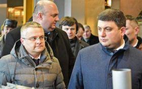"""Гройсман выступил за отставку гендиректора """"Укроборонпрома"""""""