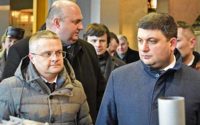 «Більше працювати звами небуду»: Гройсман порадив керівникові «Укроборонпрому» шукати роботу