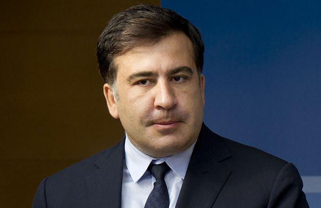 Саакашвили обнародовал открытое письмо Порошенко