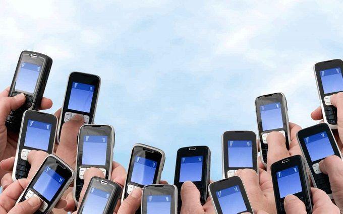 В России массовые проблемы с мобильной связью