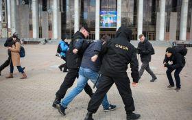 У Білорусі вирішили щодо українця, затриманого на мітингу