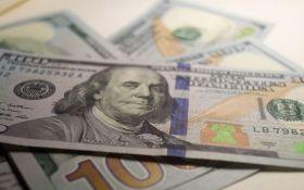 Курсы валют в Украине на вторник, 25 июля