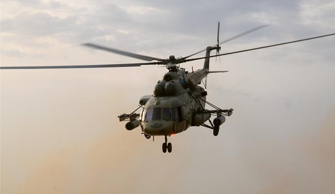 Неизвестные обстреляли российский вертолет в Афганистане