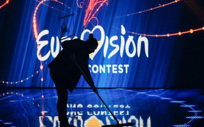Главная арена Евровидения-2017 навсе 100% готова: появились фото