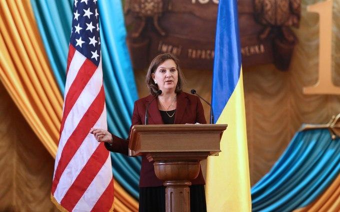 Нуланд в Києві вже зробила заяву про Порошенка і Обаму