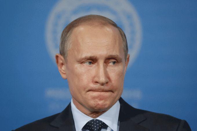 «Стратегічний геній» Путіна - міф, а не реальність