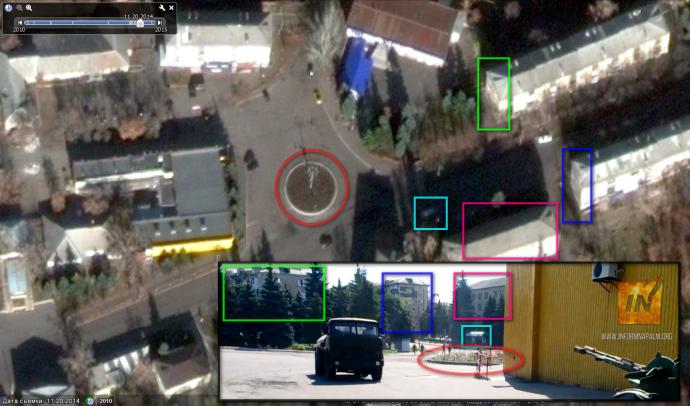 З'явилися нові відео з доказом вторгнення Росії на Донбас (1)