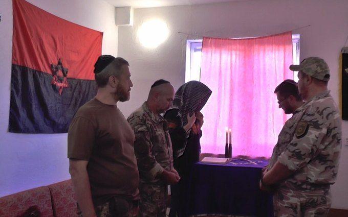 """Ярош відкрив """"бандерівську синагогу"""": опубліковано відео"""