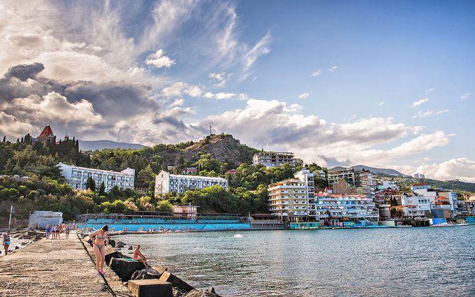Росіяни вокупованому Криму збиратимуть із туристів гроші за відпочинок