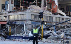 З'явилося нове відео землетрусу в Новій Зеландії