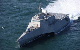 ВМФ США пополнил корабль-невидимка: первые подробности и видео