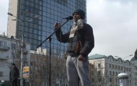 """Як смішні люди почали війну на Донбасі: з'явилося відео з божевільними """"новоросами"""" в Донецьку"""