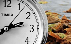 Перехід на зимовий час в 2020 році - коли і як переводять годинники в Україні