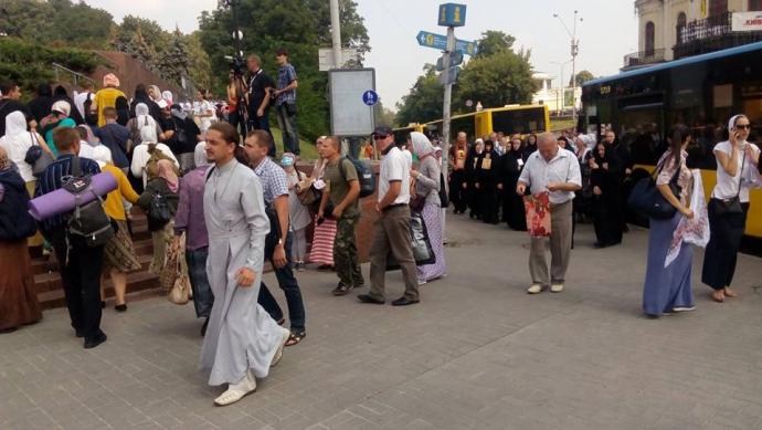 Крестный ход в Киеве: все подробности, фото и видео (15)