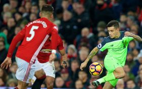 Манчестер Юнайтед - Ливерпуль - 1-1: видео обзор матча