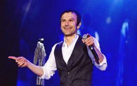 Знаменитый украинский певец попал в мощное землетрясение в Италии
