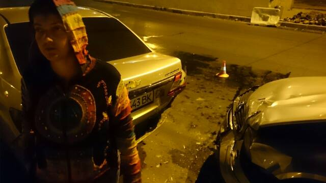 ДТП з Савченко: з'явилися нові фото і деталі (1)