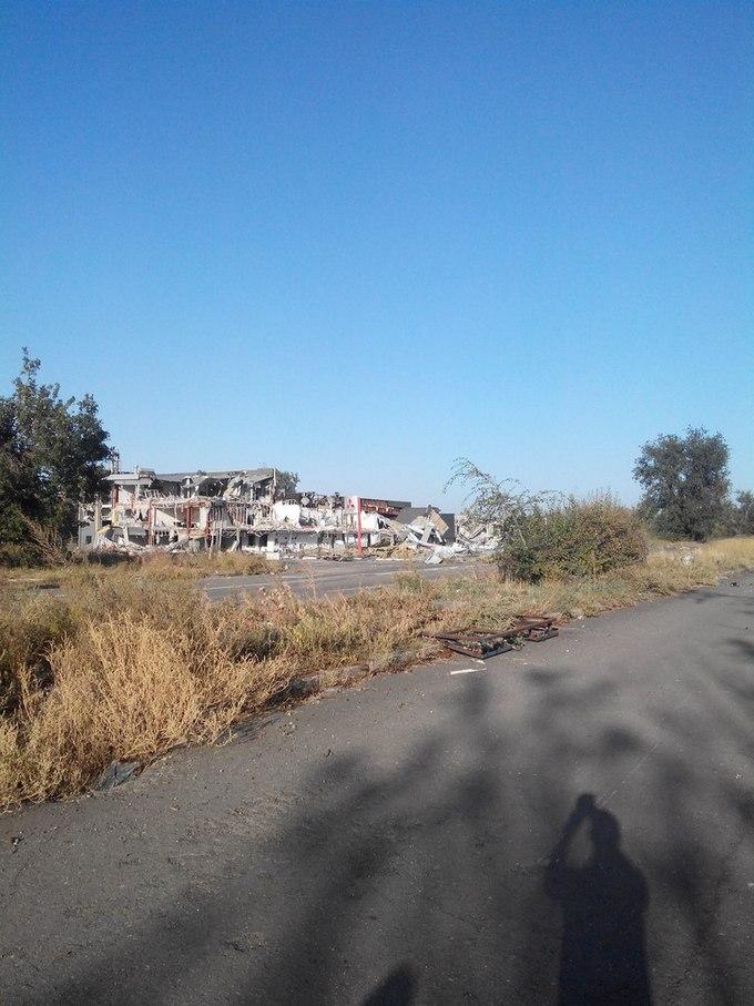 """""""Русский мир"""" в Донецке: опубликованы шокирующие фото из разрушенного города (6)"""