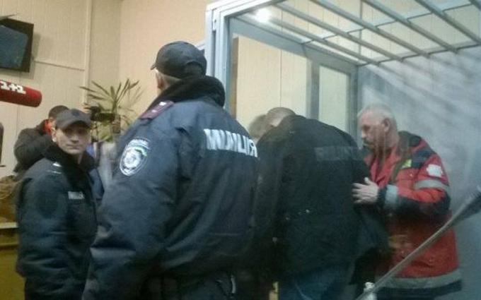Суд выпустил на свободу экс-начальника полиции, подозреваемого в госизмене