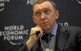 Акции компании российского олигарха Дерипаски рекордно обрушились