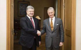 Революция на граните: король Бельгии рассказал о своей тайной поездке в Киев