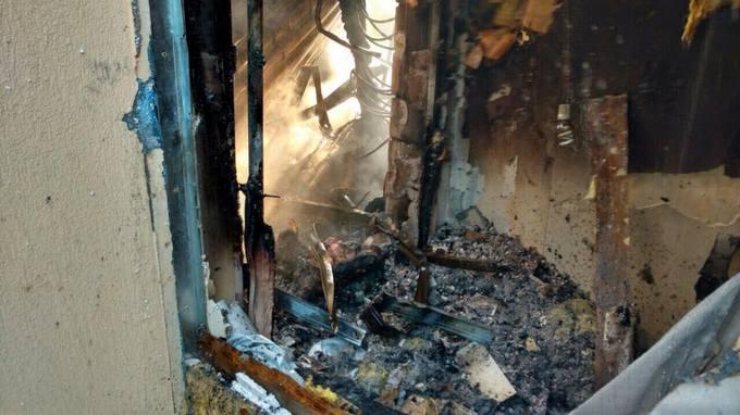Пожежа в будинку для літніх людей під Києвом, є загиблі: з'явилися фото (1)